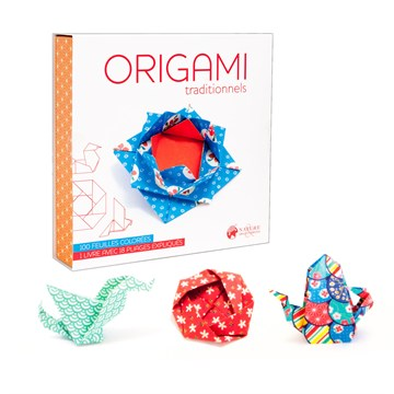 Origami traditionnels